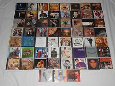 GREAT LOT OF 60 SALSA CD'S MUSIC FROM 80's WITH CASE STORAGE