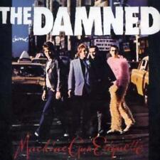 The Damned - Machine Gun Etiquette (NEW CD)