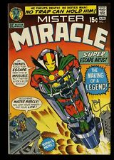 Mister Miracle #1 VF 8.0 DC Comics