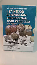 2010 Australian Pre- Decimal Coin Varieties by Ian McConnelly 2nd Edition