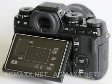 "ACMAXX 3.0"" HARD LCD Screen ARMOR PROTECTOR Fujifilm X-T2 XT2 Fuji T2B 16519247"