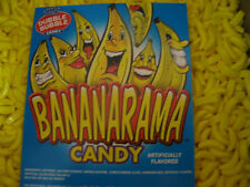 Bananarama Candy Coated Banana Shaped Candy 2 lbs Dubble Bubble Concord Nut Free