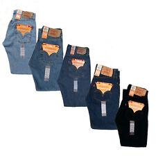 Jeans LEVIS 501 Homme - Coupe Droite - Tailles et Coloris Disponibles