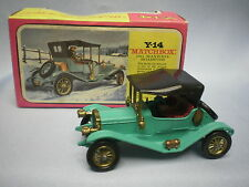 MATCHBOX MODELS OF YESTERYEAR Y-14 1911 MAXWELL ROADSTER