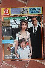 Point de vue Images du Monde N°1388 1975 - Sophie Juan Carlos Roi Birendra