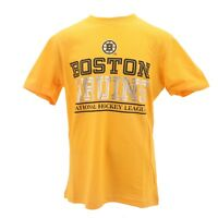 Boston Bruins NHL Official Apparel Kids Youth Size T-Shirt New With Tags