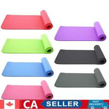 New listing Yoga Mat NBR Non-slip Blanket Gym Home Lose Weight Fitness Sports Equipment