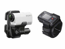 Sony HDR-AZ1VR Camcorder - White, lots of genuine Sony accessories and Case.