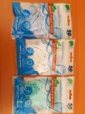 200 Pack Dental Floss Picks - teeth clean Care - Disposable Picks - Dental Care
