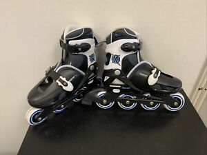 Xootz Inline skates Adjustable Size 2-5 Kids.