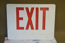 Lithonia Led Emergency Exit Light Sign U A