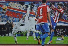 Sergio ramos-a3 póster (aprox. 42 x 28 CM) - fútbol recortes fan colección nuevo