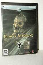 BLACK MIRROR GIOCO USATO BUONO STATO PC CD ROM VERSIONE ITALIANA GD1 47514