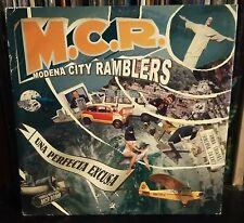 Modena City Ramblers M.C.R. Una Perfecta Excusa Cd Promo 2001 NM Cardsleeve 2trk