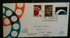 Netherlands 1962 Telephone Automation FDC First Day Cover
