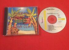 REGGAE STREET COMPILATION ARTISTE REGGAE PETER TOSH BOB MARLEY JIMMY CLIFF CD