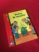 Marie-Aude Murail et Gilles-Marie Baur  Graine de monstre (2003) N°22