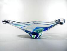 Kristalunie MAASTRICHT Holland Glas ° Glasschale ° Design Max Verboeket