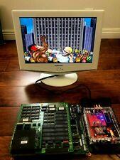 CAPCOM Street Fighter 2 Champion Edition Arcade PCB Board Great Condition