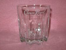 Crown Royal Crystal Cut Whisky Drink Glass Crown Royal Cocktail Glass