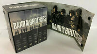 Band of Brothers VHS 6 Tape Box Set Complete HBO WWII Series EX