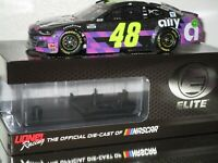 2020 RCCA Jimmie Johnson #48 ALLY GALAXY COLOR  ELITE 1/24 car#17/34 SOLD OUT