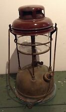 Vintage May 1959 Guardsman Paraffin Hurricane Tilley Lamp