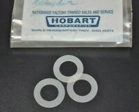 NEW Hobart Lot of 3 Roller Spacer Washers Part# 241954