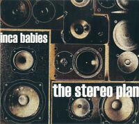 INCA BABIES The Stereo Plan (2014) 14-track CD album NEW/SEALED