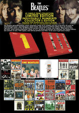 The Beatles - Number 1 Limited Edition Art Print Box Set - 27 Prints