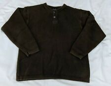 Eddie Bauer Mens Knit Sweater United Kingdom Sz L