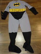 Halloween Batman fancy dress up costume outfit  Size Medium (8-10 years)