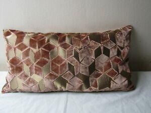 Designers Guild Fabric Fitzrovia Cameo Cushion Covers
