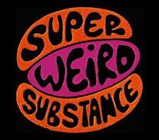 Greg Wilson Presents Super Weird Substance - Various Artists (NEW 2CD)