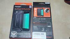 Apple iPhone 6S plus/6 Plus Spigen Capsule Ultra Rugged Black Protective Case
