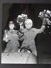 Vintage Photo, Automobile Racing, Miniature Cars, Children, 1930s - 1960s #21