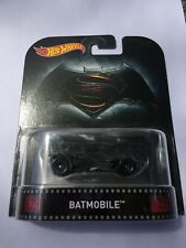 Hot Wheels Batmobile Batman vs Superman