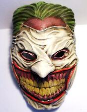 The JOKER Cosplay Fan art handmade one-of-a-kind Resin Horror Mask!