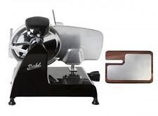 Berkel-Affettatrice Red line 250 + Tagliere in frassino e acciaio inox (Nero)