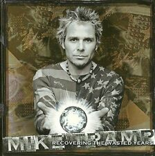 MIKE TRAMP - RECOVERING THE WASTED YEARS - CD NEW !! RARE !!! WHITE LION!!!