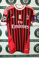 Maglia calcio MILAN CASSANO TECHFIT shirt trikot maillot camiseta
