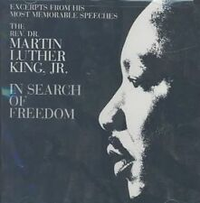 In Search Of Freedom: Excerpts From His Most Memorable Speeches [Spoken Word]
