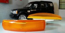Land Range Rover Sport Discovery 3 4 xgb000073 Bernstein Flügel Blinker X2