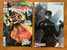 Batman 96 2020 Joker War Daniel Main + Francesco Mattina Var Dc Nm