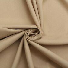 Tessuti e stoffe beige con fodera per hobby creativi 100% Cotone