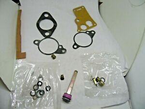 Carburetor Kit Standard Motor Products 18-S Fits 47-52 Jeep Willys CJ2A 442