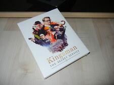 KINGSMAN - FILMARENA - FULL SLIP - Blu Ray Steelbook - NEU - FAC