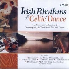 VARIOUS ARTISTS - IRISH RHYTHMS & CELTIC DANCE NEW CD