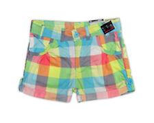 Pantalones cortos de niña de 2 a 16 años multicolor