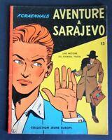 E.O. Aventure a Sarajevo Jeune Europe 13 par F. Craenhals